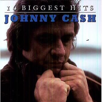 Johnny Cash - 16 Biggest Hits [CD] USA import