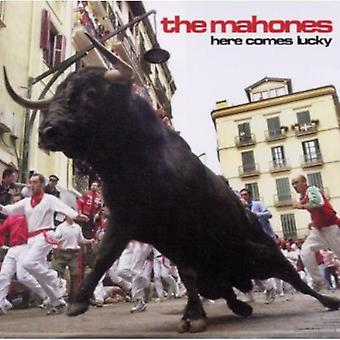 Mahones - Here Comes Lucky [CD] USA import