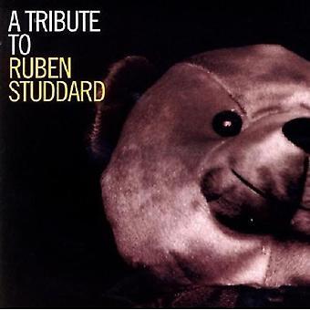 Tribute to Ruben Studdard - Tribute to Ruben Studdard [CD] USA import