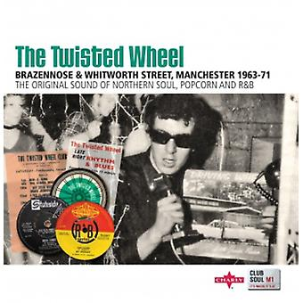 Various Artist - Club Soul 2 - Twisted Wheel [CD] USA import