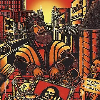 Red Sun Rising - Polyester Zeal [CD] USA import