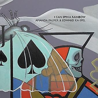 Palmer, Amanda / Ka-Spel, Edward - I Can Spin a Rainbow [Vinyl] USA import