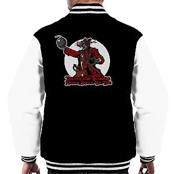 Rata Pirata Rat piraat mannen Varsity Jacket