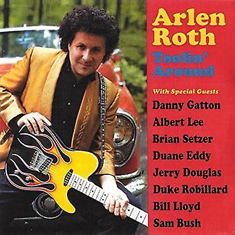 Arlene Roth - Toolin' Around [CD] USA import