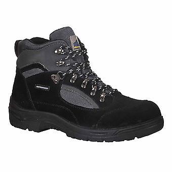 sUw Herren Steelite All Weather Hiker Workwear Knöchel Sicherheitsstiefel S3 WR