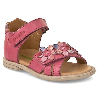 Froddo Girls G2150082-5 Sandals Coral Pink