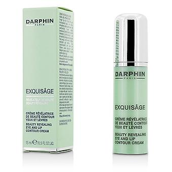 Exquisage Beauty Revealing Eye And Lip Contour Cream - 15ml/0.5oz