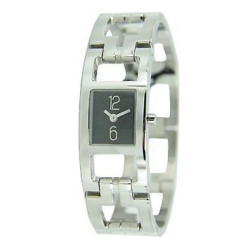 Joop señoras reloj JP100372001 sensuales señoras reloj plata negro