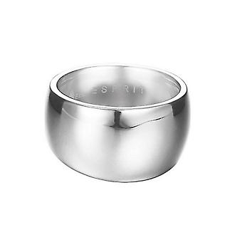 De la mujer ESPRIT anillo pureza plata acero inoxidable ESRG12354A1