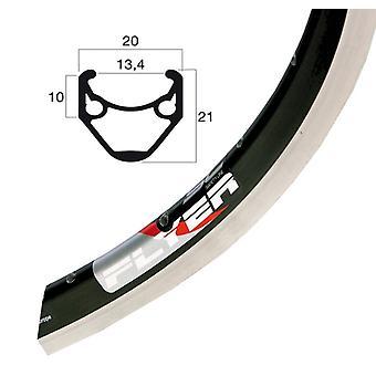 Ryde (Rigida) flyer/racer bike wheel silver / / 622-13 (28″)