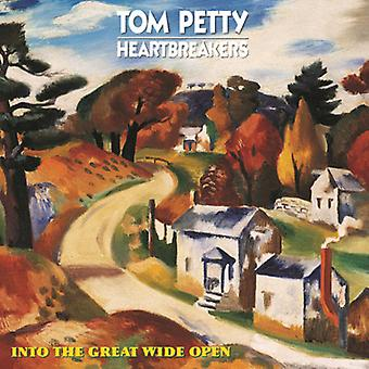 Tom Petty & Heartbreakers - Into the Great Wide Open [Vinyl] USA import