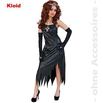Vamp af Dark Angel Gothic damer kostume dame Halloween kostume kvinder