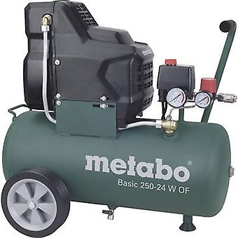 Metabo Air compressor W Basic 250-24 van 24 l 8 bar