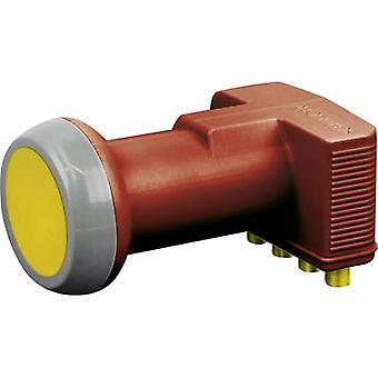 Schwaiger SPS7944R531 Quad LNB LNB feed size: 40 mm weatherproof