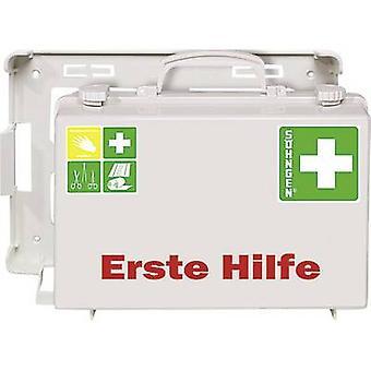 Bolsa de primeros auxilios S-CD DIN 13 157 310 x 210 x 130 Blanco