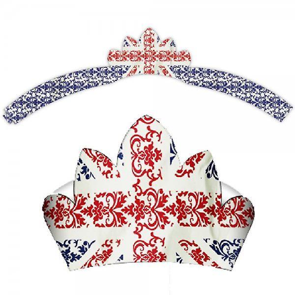 Union Jack Wear Union Jack Tiara