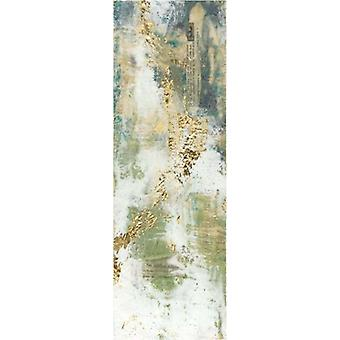 Aural Flow I Poster Print by Jennifer Goldberger (14 x 38)