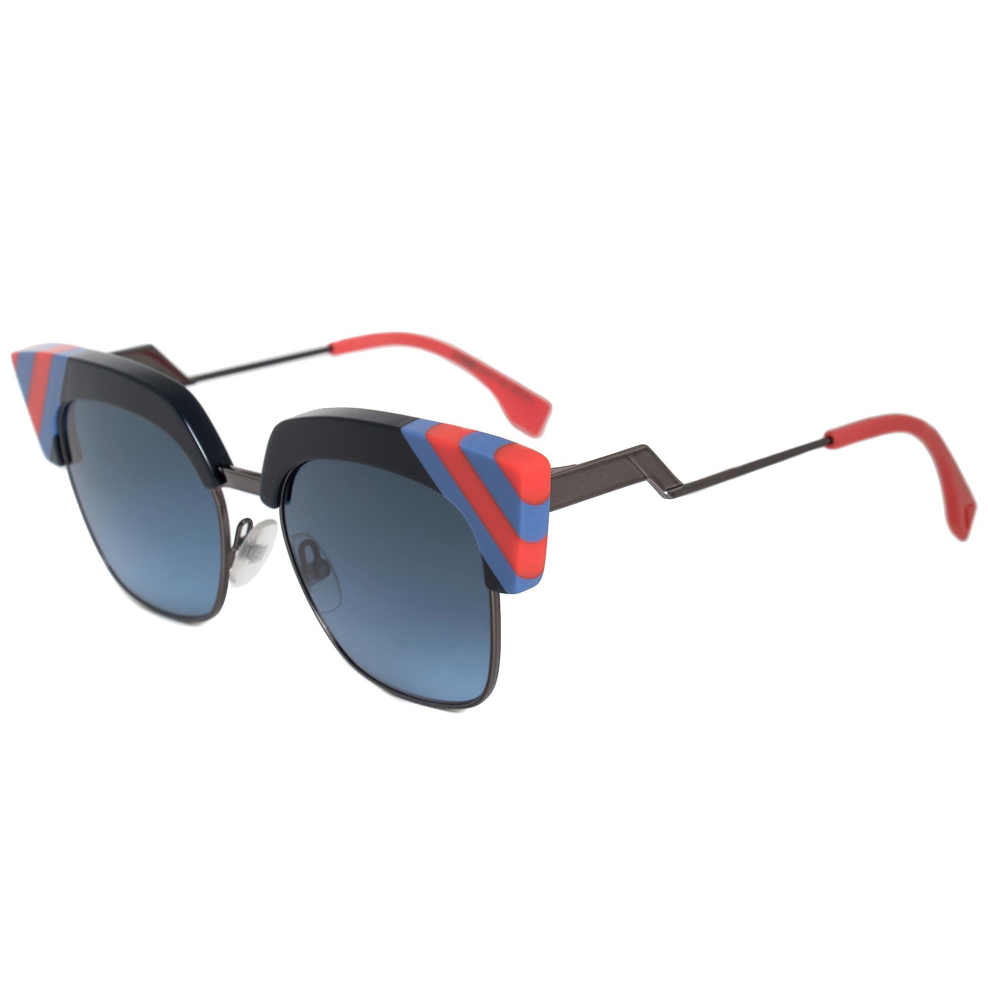Fendi Waves Square Sunglasses FF0241S PJP 08 50