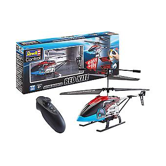 Revell 23834 Control RC Motion Helicopter Kite, Red