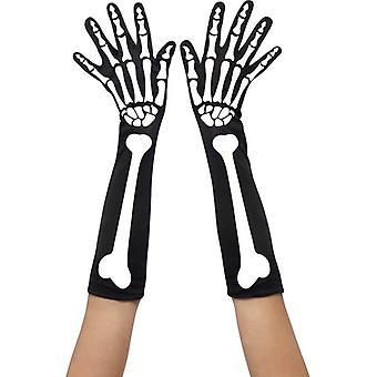 Rękawiczki szkielet, jeden rozmiar