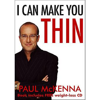 I Can Make You Thin by Paul McKenna - 9780593060926 Book