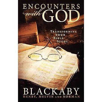 Spotkania z Bogiem - przekształcenie Twojego studiowanie Biblii przez Henry Blackaby