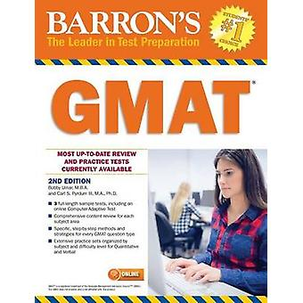 Barron GMAT - 2e édition par Bobby Umar M B a - Ph D Carl S Pyrdum