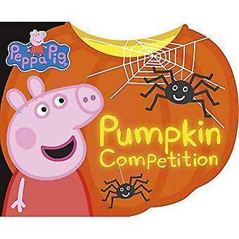 Peppa Pig: Citrouille concours [cartonné]