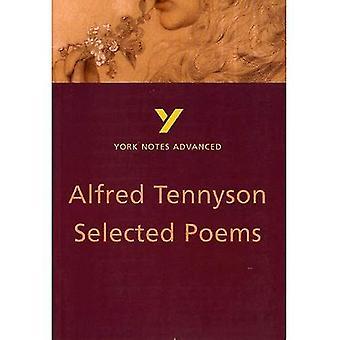Notes de York avancés: Selected Poems de Tennyson (Notes de York avancés)