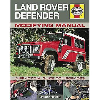 Land Rover Defender wijzigen Manual: A Practical Guide to Upgrades