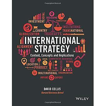 Internationale Strategie