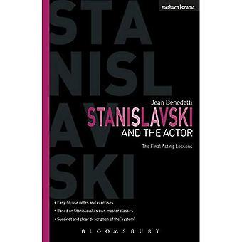 Stanislavskij och skådespelaren: de slutliga teaterlektioner, 1935-38 (prestanda böcker)