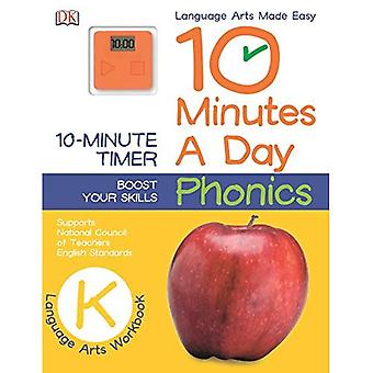 10 Minuten pro Tag: Phonetik, Grade K