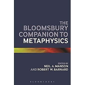 The Bloomsbury Companion to Metaphysics (Bloomsbury Companions)