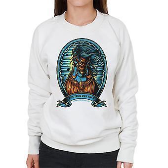 Horse Run Your Own Race Women's Sweatshirt