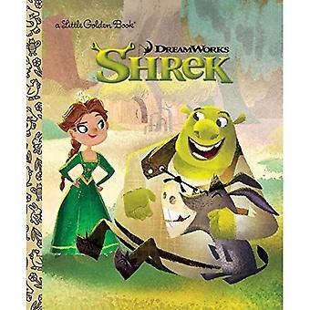 Shrek kleine gouden boek (DreamWorks Shrek) (beetje Guldenboek)