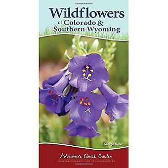 Wildflowers of Colorado & Southern Wyoming (Adventure Quick Guides)