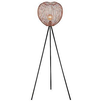 Lente verlichting - Leeds koperen vloer Lamp EPMM040DQ1GMPM