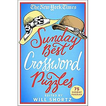 New York Times søndag bedste krydsord: 75 søndag gåder