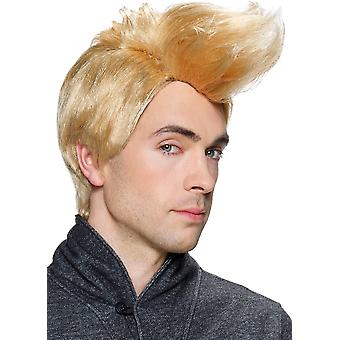 Hipster peruukki blondi