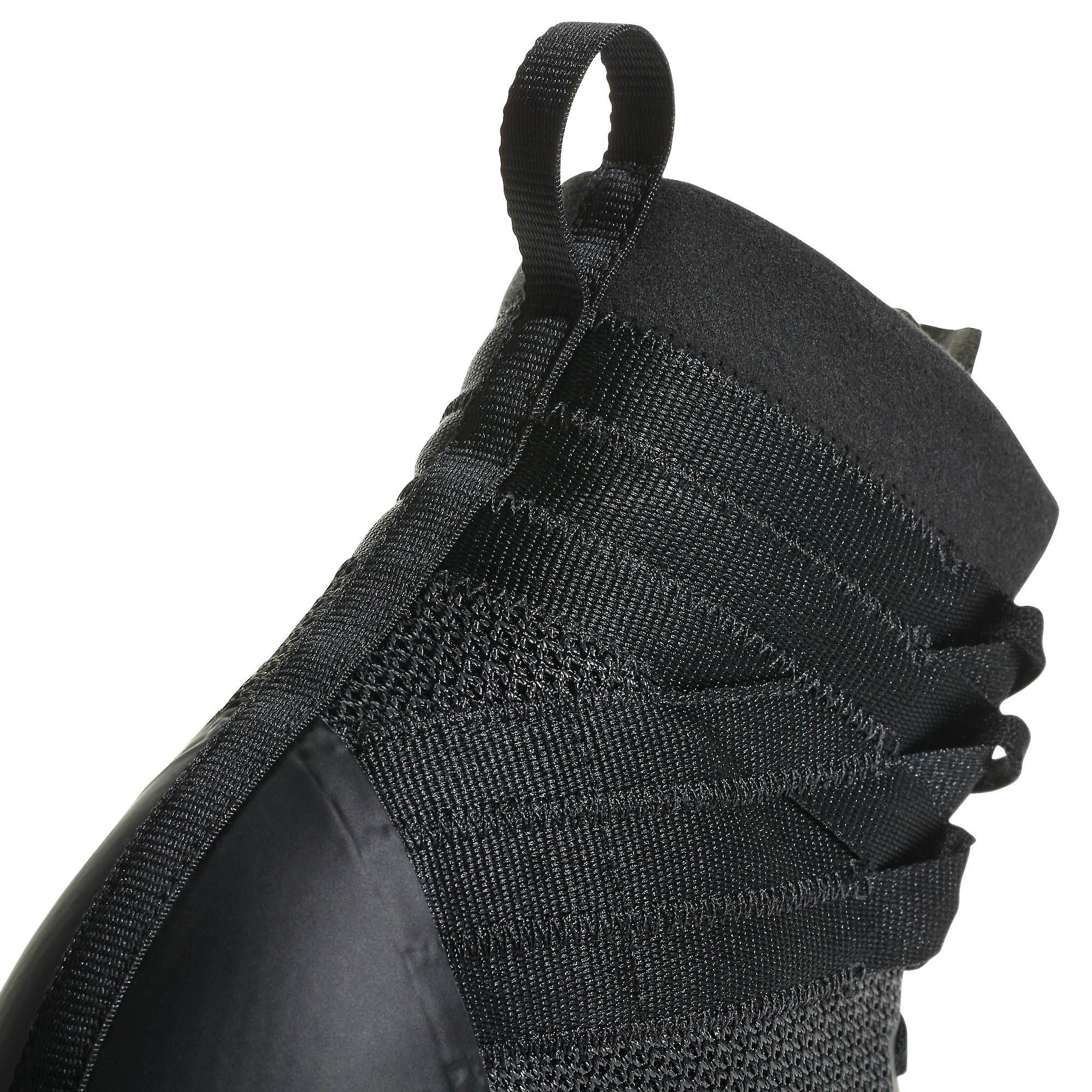 adidas Speedex 18 Mens Adult Boxing Trainer Shoe Boot Black/Gold