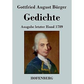 Gedichte av Brger & Gottfried Augusti