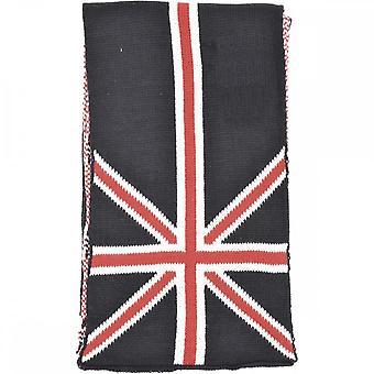 Union Jack usar bufanda de Union Jack