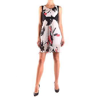 One Ezbc267001 Women's Multicolor Polyester Dress