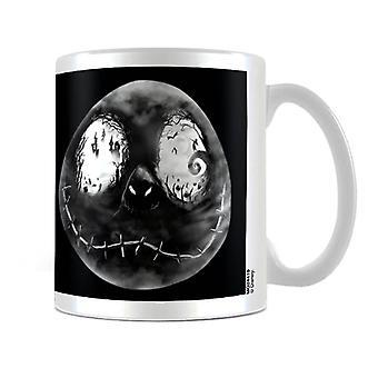 The Nightmare Before Christmas Jack Face Mug