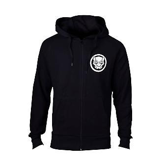 Marvel Black Panther Logo Zip-up Hoodie