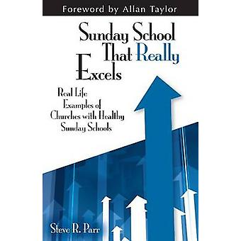 Sunday School That Really Excels by Steve Parr - 9780825443183 Book