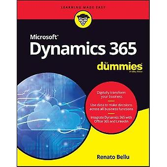 Microsoft Dynamics 365 For Dummies by Microsoft Dynamics 365 For Dumm