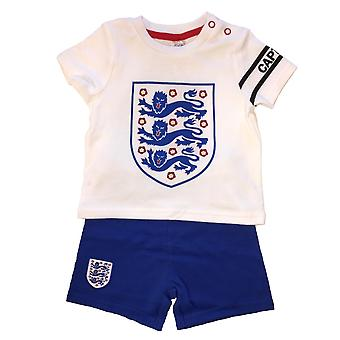 England Football baby Kit T-skjorte & Shorts sett | 2019/20 for alle