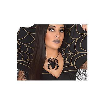 Halloween og horror Halloween spin halskæde
